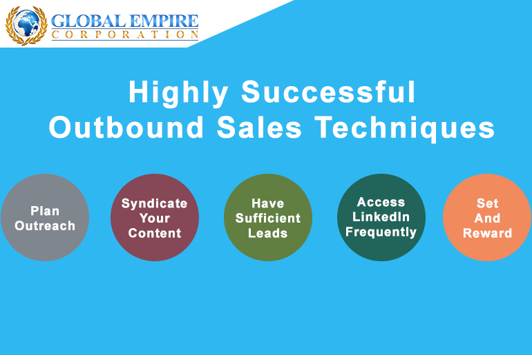 Highly Successful Outbound Sales Techniques